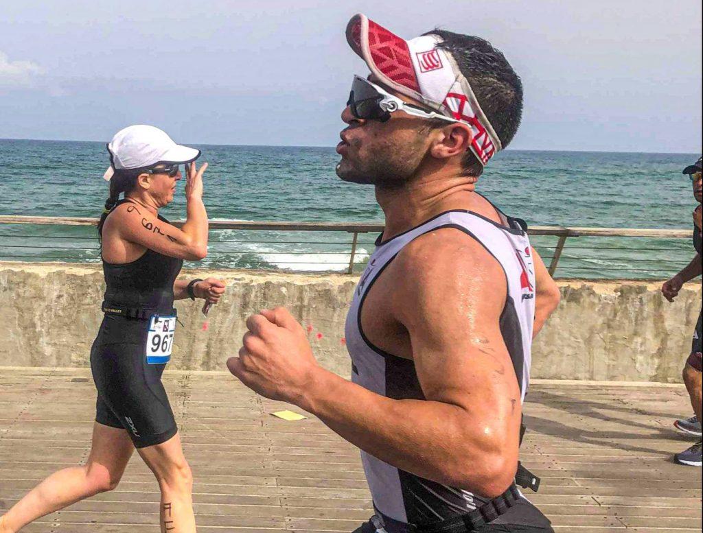 תוכנית אימון לטריאתלון אולימפי ריצה ורכיבה