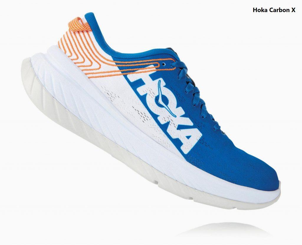 נעלי תחרות של הוקרה קרבון איקס