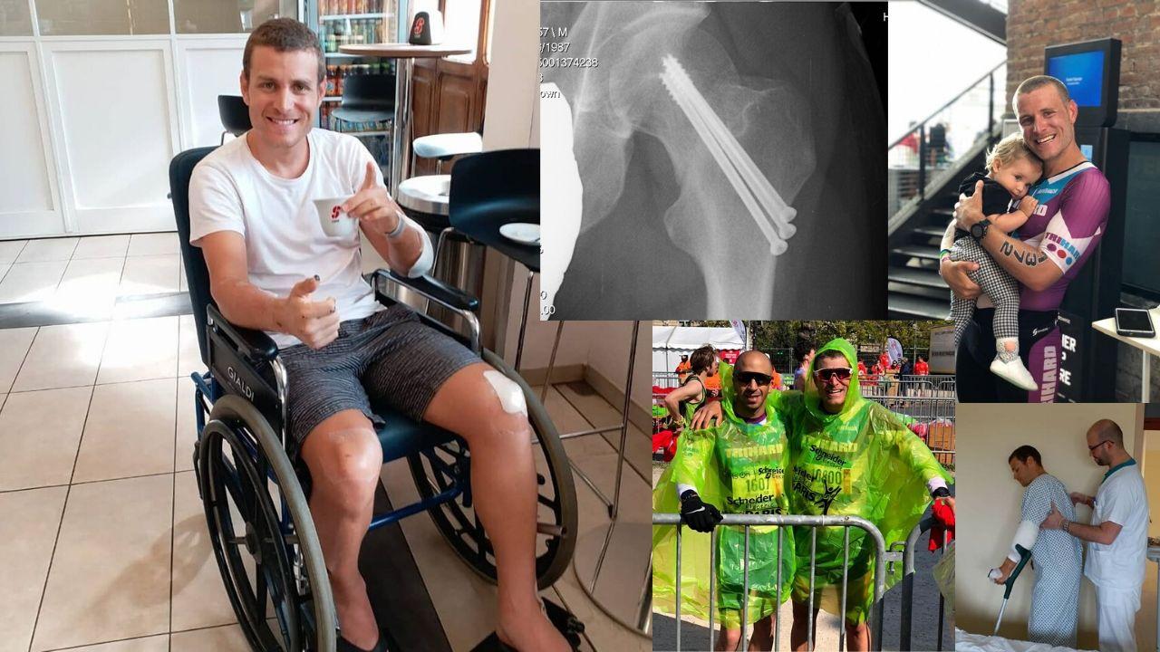 כיסא גלגלים צילום רנטגן קביים ואחרי תחרות
