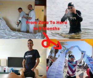 תום מרמרלי בתהליך השיקום של 9 חודשים לאולטראמן